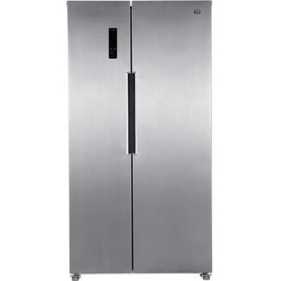 Réfrigérateur Américain ESSENTIELB ERAVE180-90v2 Gris Essentiel B