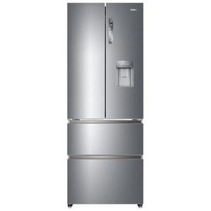 Réfrigérateur américain Haier HB16WMAA - 422 litres Classe A+ Aluminium