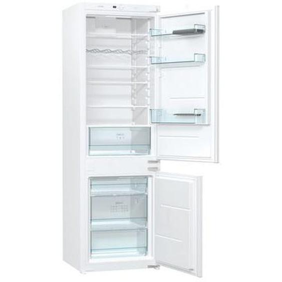 Réfrigérateur combiné encastrable GORENJE NRKI4181E3 Blanc Gorenje