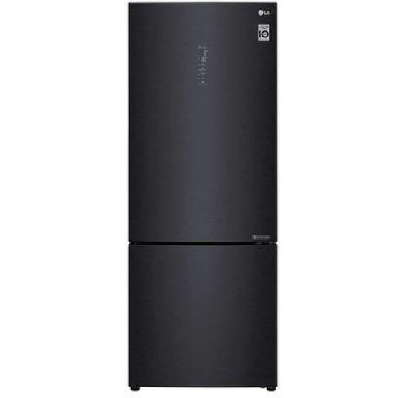 Réfrigérateur combiné LG GBB569MCAZN Noir Lg