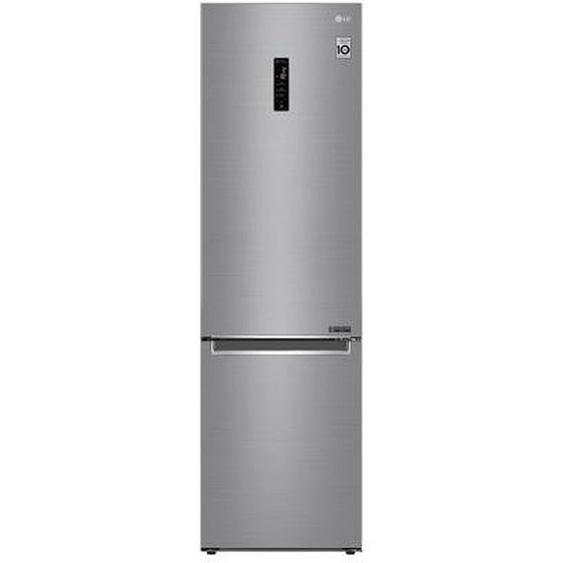 Réfrigérateur combiné LG GBB62PZFFN Gris Lg