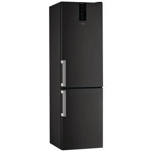 Réfrigérateur Combiné Whirlpool W9 931D KS H - 348 litres Classe A+++ Noir/inox