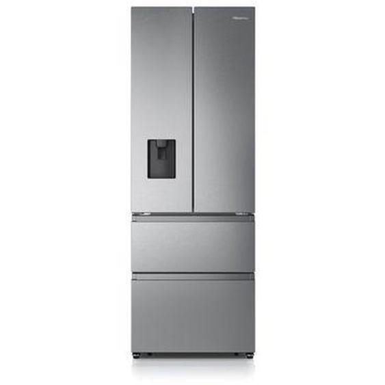 Réfrigérateur multi portes HISENSE RF632N4WIF Gris Hisense