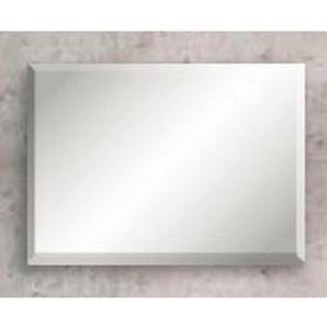 Royal Plaza Facet Miroir 40x57cm avec cadre biseau 25mm et fixation 66484
