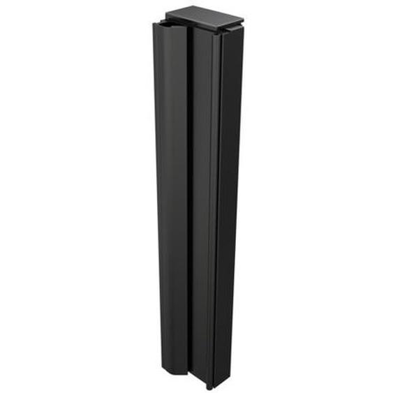 Royal Plaza Hendra Profilé pour porte en niche noir mat