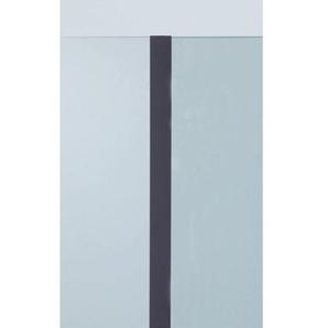 Royal Plaza Parri profilé de rallongement 3x200cm pour verre 8mm noir mat 23779
