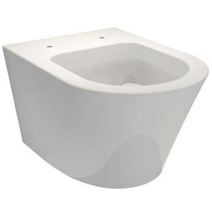 Royal Plaza Timothy WC suspendu avec bride blanc 45239