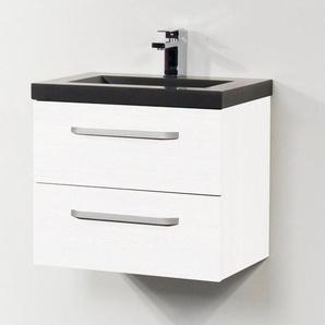 Saniclass Corestone 13 Set de meubles 100cm 1 trou pour robinetterie Blanc S060325