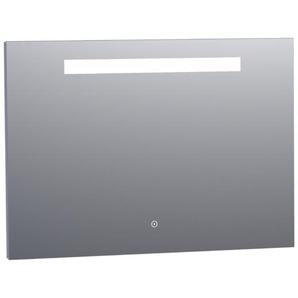 Saniclass Miroir 100x70cm avec éclairage Aluminium 3888s