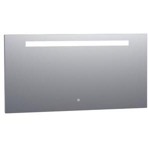 Saniclass Miroir 140x70cm avec éclairage aluminium 3894s