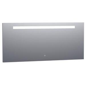 Saniclass Miroir 160x70cm avec éclairage Aluminium 3893s