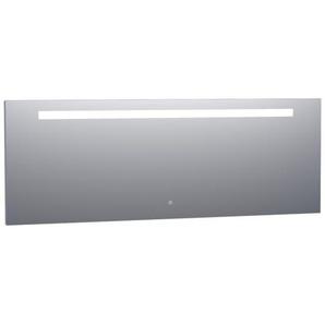 Saniclass Miroir 200x70cm avec éclairage aluminium 3976s