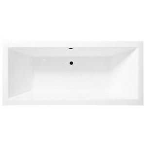Saniclass Nurnberg Baignoire 190x90x49cm acrylique blanc SW72156