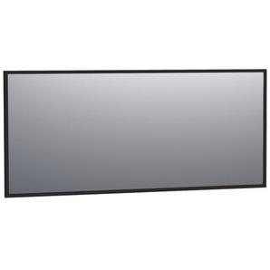 Saniclass Silhouette Miroir 160x70cm noir aluminium 3507