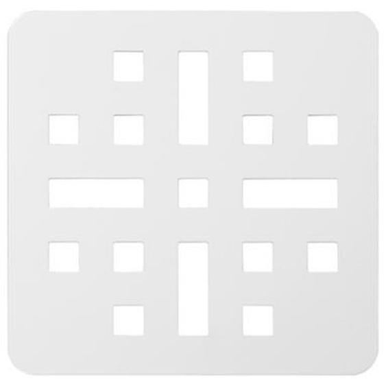 Saniclass Wirquin Grille de recouvrement Blanc 9250