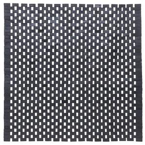 Sealskin Brilliance Tapis de toilette 60x60x0.8cm carré bois de teck noir 16290576819