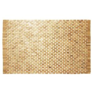 Sealskin Woodblock Tapis de bain teak 90x52cm marron 293324274