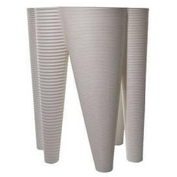 SERRALUNGA vase THE VASES (Blanc - LLDPE)