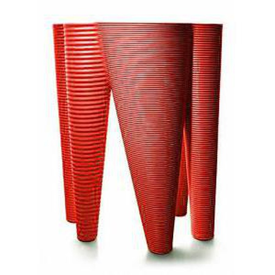 SERRALUNGA vase THE VASES (Rouge - LLDPE)