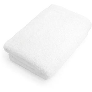 Serviette de toilette 50x100 cm PURE Blanc 550 g/m2