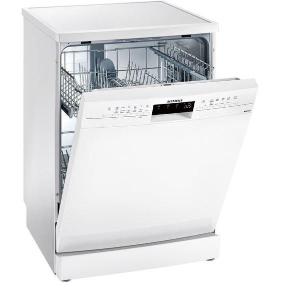 Lave-vaisselle pose libre SIEMENS SN236W01GE - 12 couverts - Largeur 60 cm - Classe A++ - 46 dB - Blanc