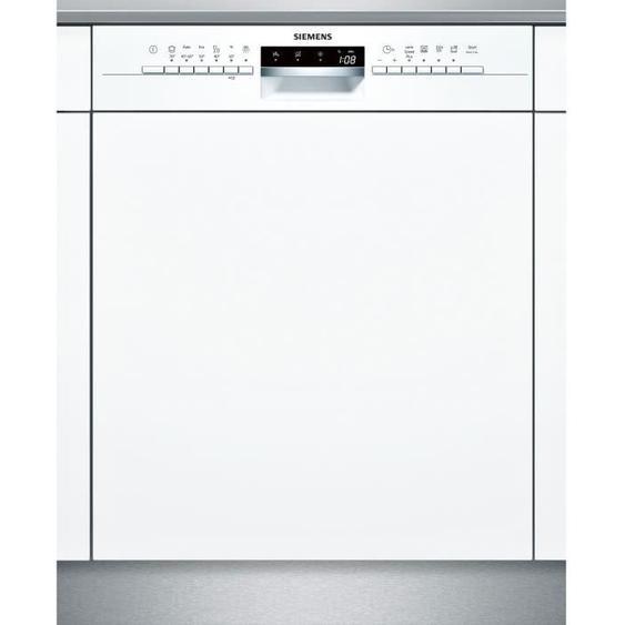 Lave-vaisselle pose libre SIEMENS SN536W03NE - 14 couverts - Moteur iQd drive - Largeur 60 cm - Classe A++ - 44 dB - Blanc