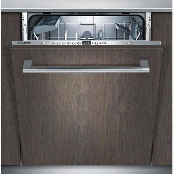 Lave-vaisselle tout encastrable SIEMENS SN636X00AE - 12 couverts - Moteur induction - Largeur 60 cm - Classe A+ - 48dB