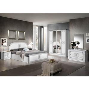 Solaya - Chambre Complète avec Lit 160x200cm