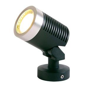 Spot projecteur ARCUS 5W GU5.3 MR16 IP44 Blanc Chaud Orientable éxterieur Garden lights ampoule fournie - GL3164011