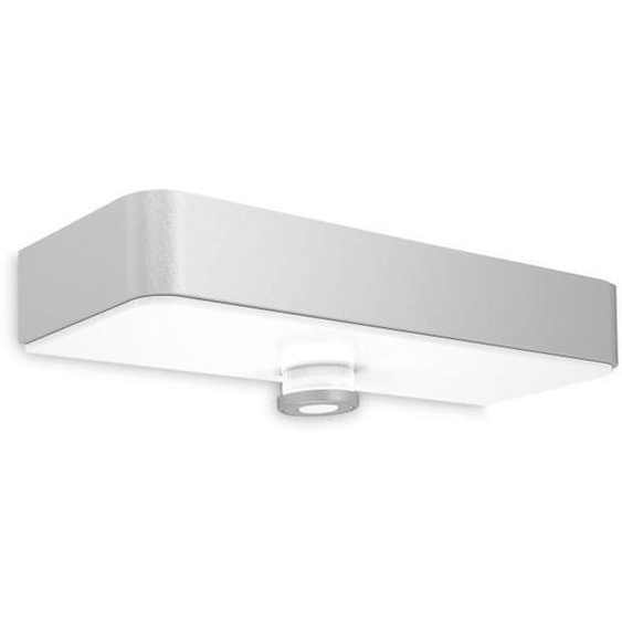 STEINEL Lampe solaire Xsolar Sol-O argent