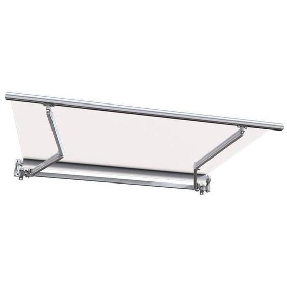 Store banne manuel Monobloc pour terrasse - Écru - 3,6 x 3 m - SUNNY INCH ®