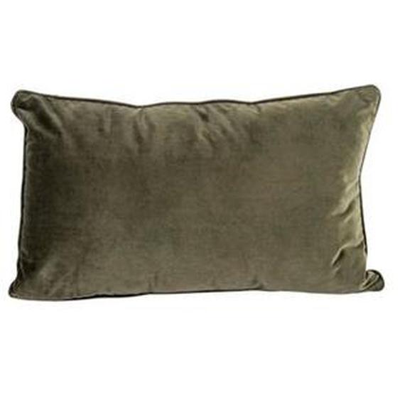 SUAVE Coussin vert mousse Larg. 30 x Long. 50 cm
