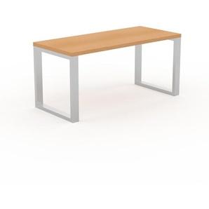 Table à manger - Hêtre, design, pour salle à manger ou cuisine plateau de qualité - 160 x 75 x 70 cm, personnalisable