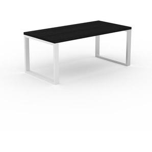 Table à manger - Wengé, design, pour salle à manger ou cuisine plateau de qualité - 180 x 75 x 90 cm, personnalisable