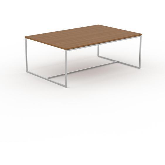 Table basse - Chêne, design, bout de canapé sophistiqué - 121 x 46 x 81 cm, personnalisable