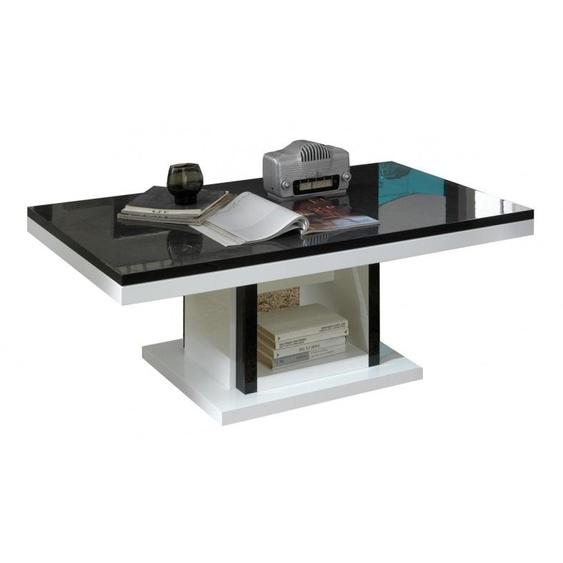 Table basse design bicolore - Nevis