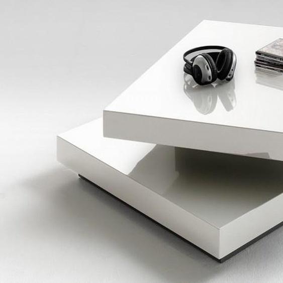 Table basse design carrée modulable - Boyan