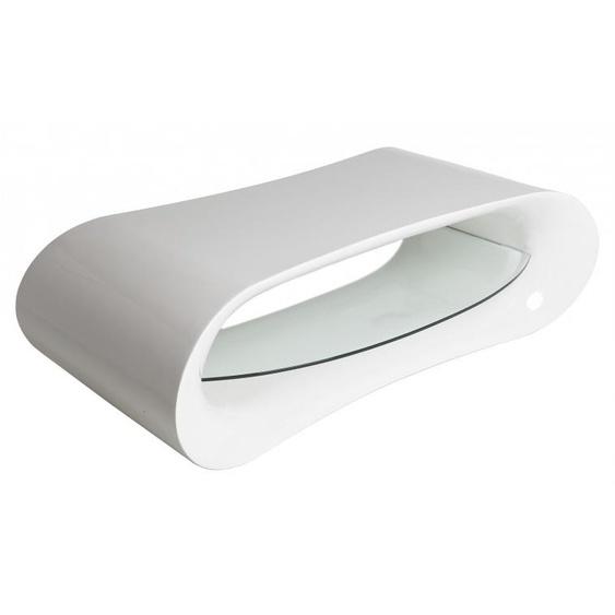 Table basse design forme arrondie - Larson