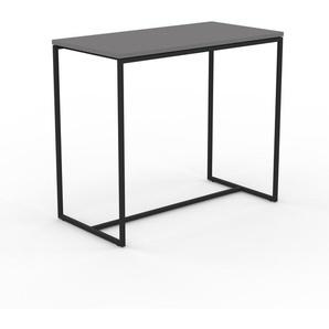 Table basse - gris, design, bout de canapé sophistiqué - 81 x 71 x 42 cm, personnalisable
