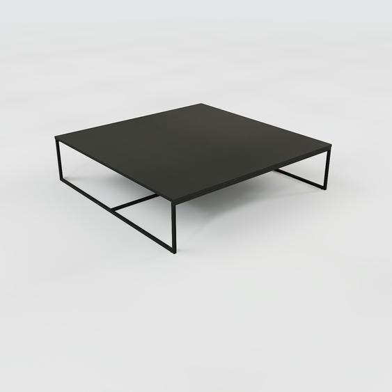Table basse - NULL, 121, design scandinave, petite table pour salon élégante - 121 x 31 x 121 cm, personnalisable