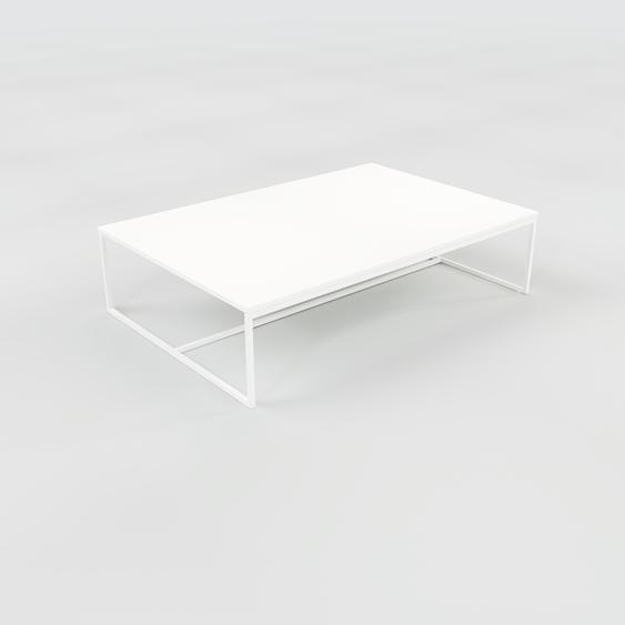 Table basse - NULL, 121, design scandinave, petite table pour salon élégante - 121 x 31 x 81 cm, personnalisable