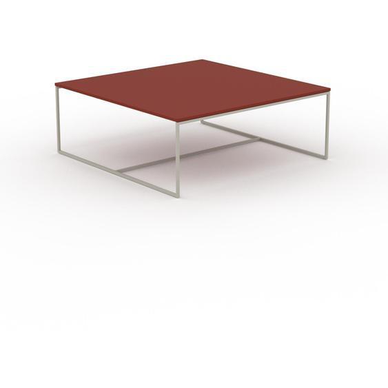 Table basse - Rose poudré, design, bout de canapé sophistiqué - 121 x 46 x 121 cm, personnalisable