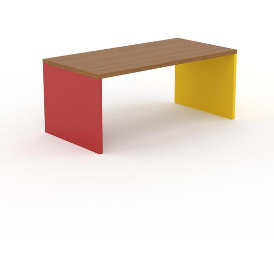Table - Chêne, design, plateau de table raffiné - 180 x 75 x 90 cm, personnalisable