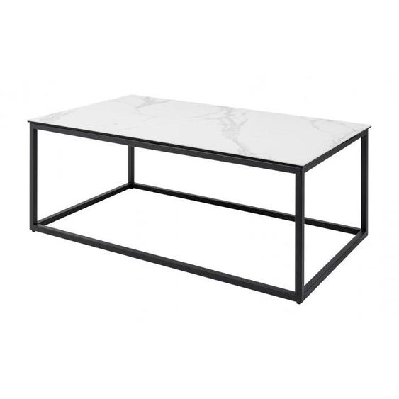 Table de salon rectangle contemporaine - Baldo - Marbre