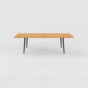 Table en chêne, bois massif, design contemporain, table en bois élégante - 260 x 75 x 90 cm, personnalisable