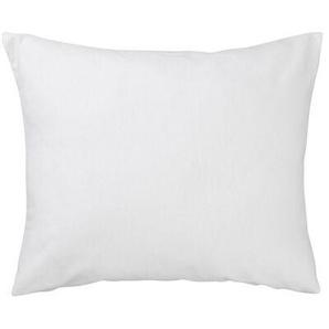 Taie D'oreiller Molleton - Stretch - Blanc (blanc)