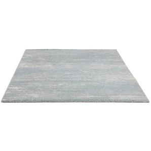 Tapis design FRESH 160/230 cm bleu clair avec motifs