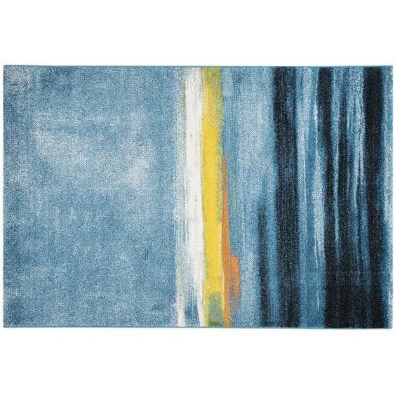Tapis design multicolore 160 x 230 cm SUNSHINE