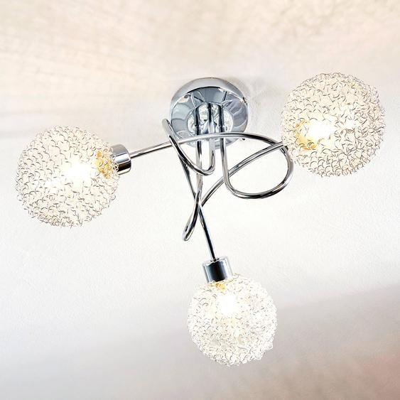 Ticino - plafonnier LED à 3 lampes