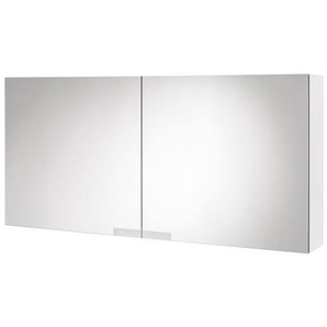 Tiger Items Armoire de toilette avec miroir 105x50cm Blanc brillant 591820141